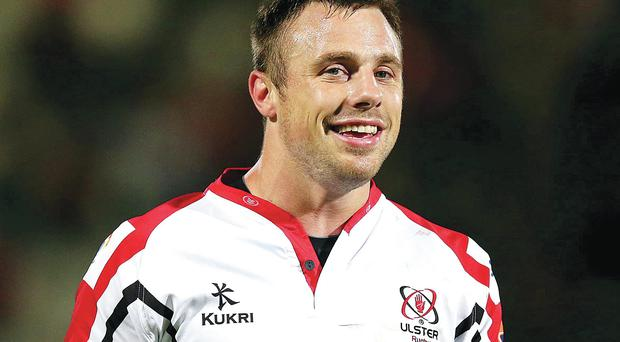 Tommy Bowe returns for Ulster tonight