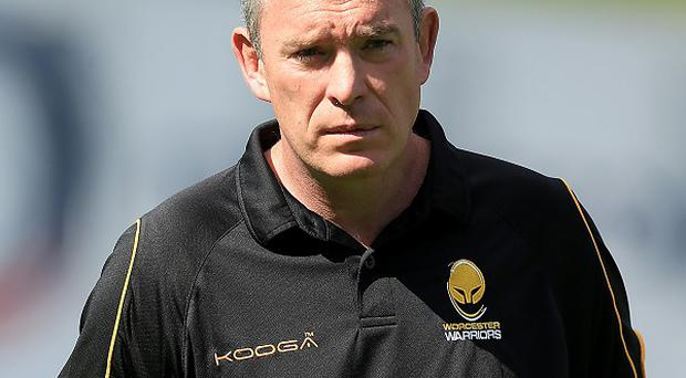 Worcester rugby director Dean Ryan, whose team will continue their battle for Aviva Premiership survival against Harlequins on Saturday