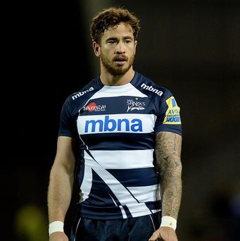Danny Cipriani kicked 11 points and set up a try