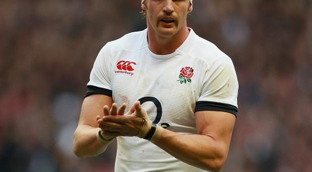 England flanker Tom Wood is drawing on the disappointment of last year's RBS 6 Nations defeat to Wales