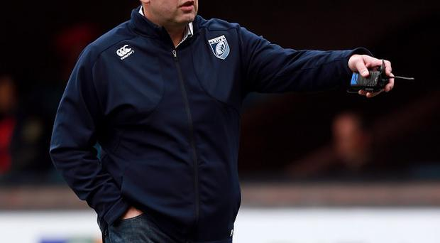 Phil Davies has resigned from his rugby directorship at Cardiff Blues