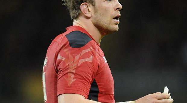 Wales lock Alun Wyn Jones, pictured, has plenty of admiration for England duo Courtney Lawes and Joe Launchbury