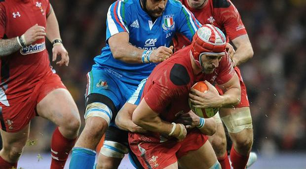 Marco Bortolami believes Italy can upset the odds and beat Ireland on Saturday