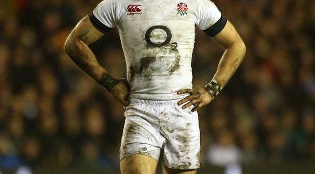 England full-back Mike Brown is 'competitive', rather than angry