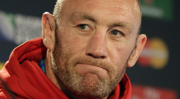Robin McBryde says Wales 'have to embrace this occasion because it won't get any easier at the World Cup'