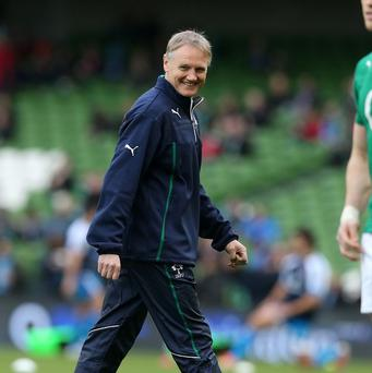 Ireland boss Joe Schmidt believes his side can claim a rare win in Paris to claim the RBS 6 Nations title
