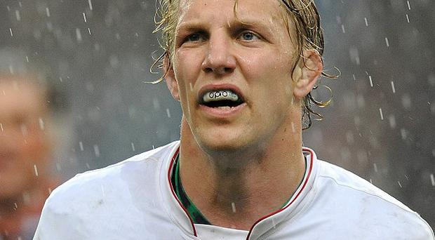 Former England captain Lewis Moody believes all-out attack will be the best policy against Italy