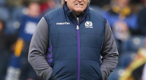 Scotland coach Scott Johnson will wait until Saturday to finalise his team for the Dark Blues' final RBS 6 Nations clash against Wales