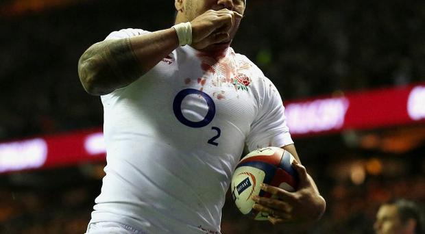 Manu Tuilagi is hoping to make his England comeback against Italy