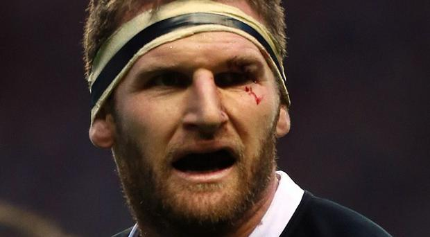 Kieran Read led the Crusaders to victory