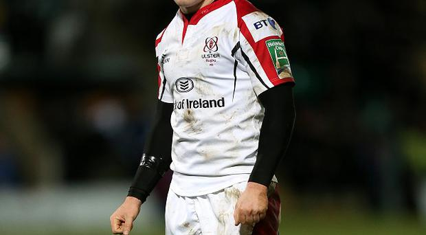Paddy Jackson scored two tries for Ulster