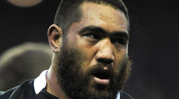 Charlie Faumuina's first-half yellow card proved costly as the Blues crashed to their first defeat to the Lions since 2006.