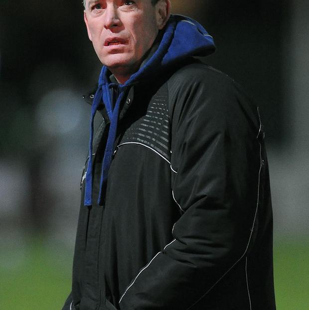 Worcester Warriors director of rugby Dean Ryan.