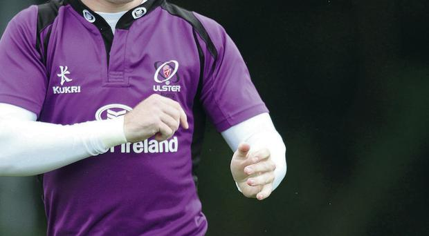 Craig Gilroy has been called up to the Emerging Ireland squad