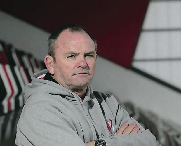 Ulster coach Mark Anscombe is to leave the side with immediate effect