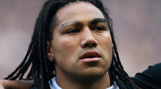 New Zealand's Ma'a Nonu scored for the Blues