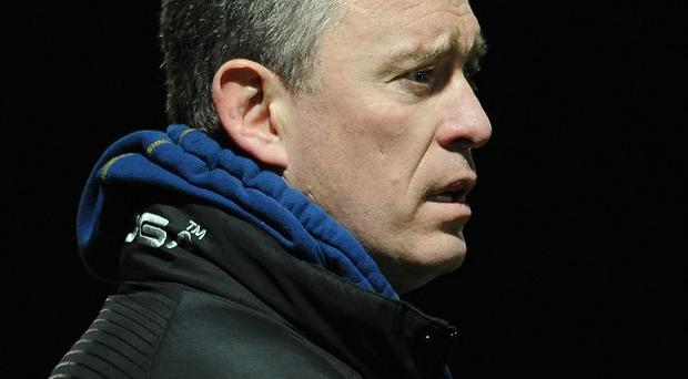 Dean Ryan is well aware of the task still facing Worcester