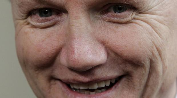 Joe Schmidt, pictured, will link up with his former Blues boss David Nucifora once again in Ireland's backroom staff