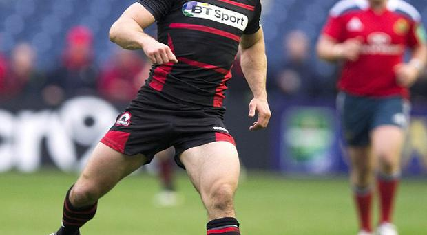 Edinburgh nick De Luca will join French side Biarritz this summer
