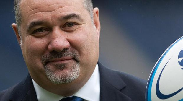 Scottish Rugby Union chief executive Mark Dodson insists the game north of the border is making progress