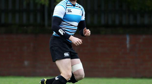 Rob Harley joined Glasgow in 2010 and has made 93 appearances for the RaboDirect Pro12 side