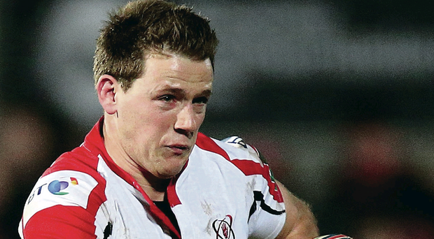 Craig Gilroy wants to re-establish himself, first with Ulster and then with Ireland
