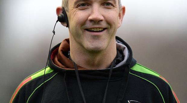 Harlequins' director of rugby Conor O'Shea would love a final-day showdown