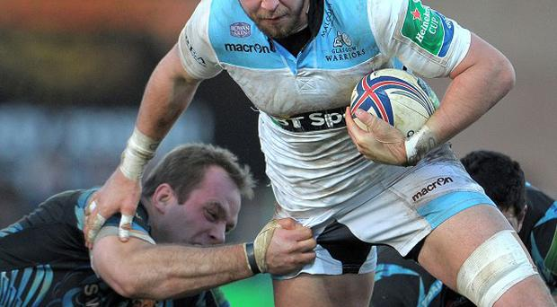 Glasgow Warriors' Ryan Wilson has signed a two-year contract extension
