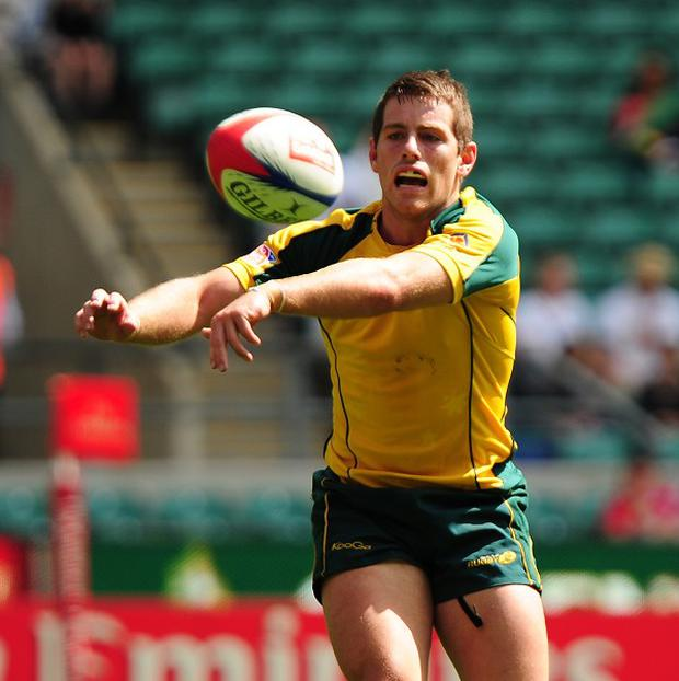 Bernard Foley, pictured here playing for Australia, was on the losing side as the Blues beat the Waratahs