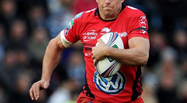 Jonny Wilkinson, pictured, kicked 21 points as Toulon defeated Munster