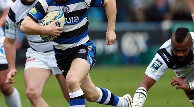 Bath full-back Nick Abendanon will leave the west country club at the end of the season
