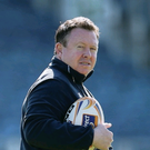 Matt O'Connor knows that Leinster are expexted to secure a trophy every season