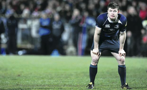 Brian O'Driscoll says he has mostly good memories from playing in Belfast