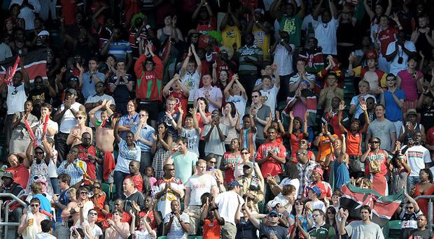 Supporters will not be segregated at Rugby World Cup 2015