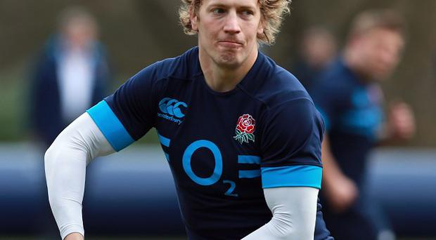 Billy Twelvetrees is now a huge doubt for England's summer tour to New Zealand with ankle trouble