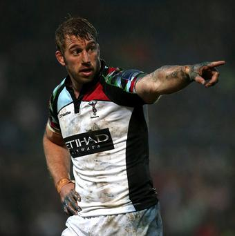 Harlequins captain Chris Robshaw is proud of his players for fighting back into contention for the Aviva Premiership top four.