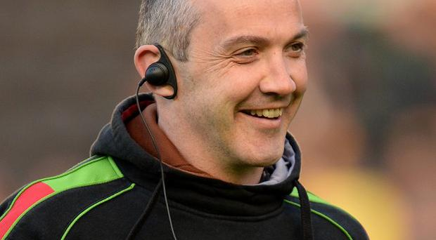 Harlequins Director of Rugby Conor O'Shea has reason to smile