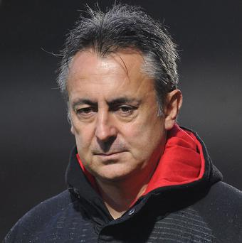 Nigel Davies has left his position as director of rugby with Gloucester