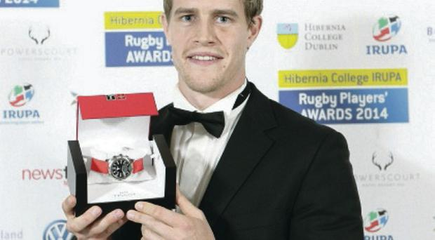 Star player: Andrew Trimble
