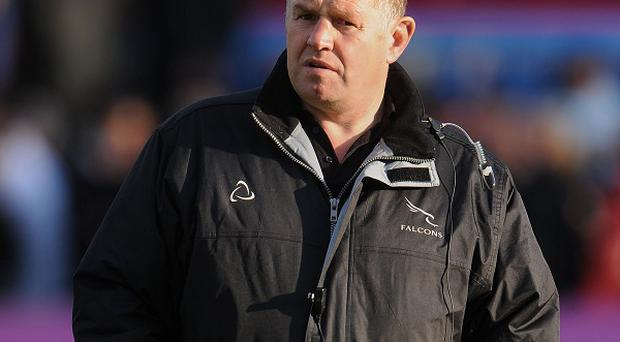Newcastle rugby director Dean Richards