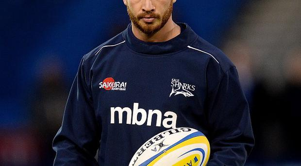 Danny Cipriani has impressed for Sale this season