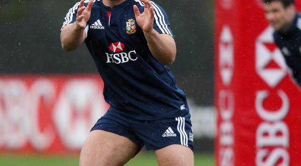 Alex Corbisiero has been backed to play a pivotal role in Northampton's Aviva Premiership semi-final against Leicester