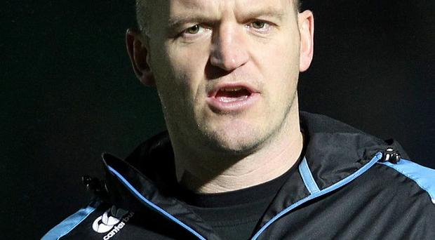 Gregor Townsend's men have reached the final