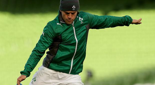 Ian Madigan has been left out of Ireland's summer tour to Argentina