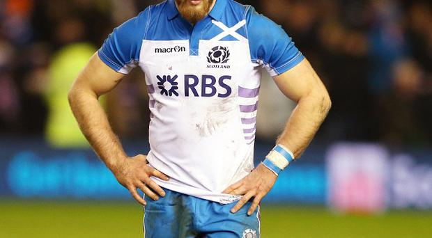Scotland's Tommy Seymour will represent the country's sevens side at the Commonwealth Games in Glasgow