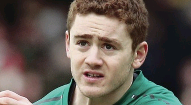 Injured: Paddy Jackson is set to miss Ireland's tour of Argentina