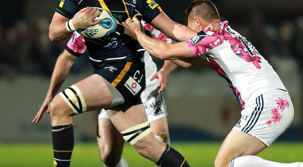 Former England forward Chris Jones, who has signed a two-year deal with Leeds Carnegie