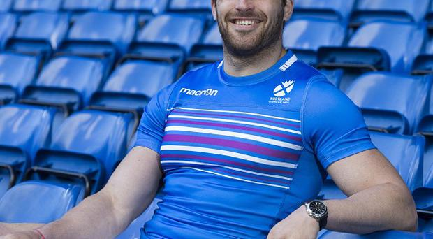Sean Lamont wants the Ibrox crowd to roar Scotland on to Commonwealth Games glory this summer