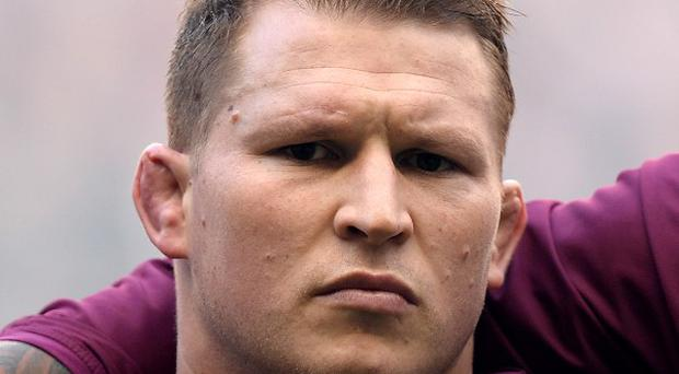 Dylan Hartley remains injured
