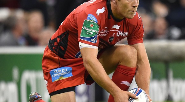 Jonny Wilkinson slotted home a drop goal, two penalties and two conversions in Toulon's Heineken Cup final win over Saracens